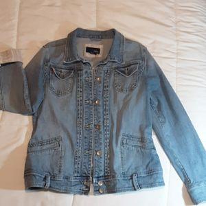 🧥 Vanity jean jacket